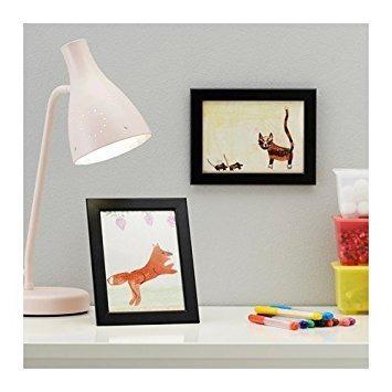 Ikea Frame Photo Imagen 5 X 7 Black (6 Pack) - $ 1,372.70 en Mercado ...