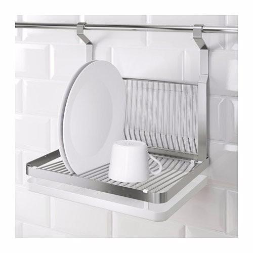 Ikea grundtal escurreplatos acero inoxidable 1 - Ikea barra cucina ...