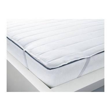 Ikea protector de colch n cama individual en - Colchon plegable ikea ...