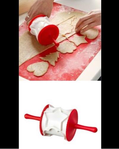 ikea rodillo cortante p/galletitas, fondant, porcelana fría