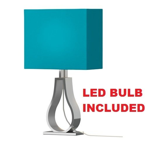 Ikea table lamp turquoise led bombilla incluida klabb ikea table lamp turquoise led bombilla incluida klabb aloadofball Gallery