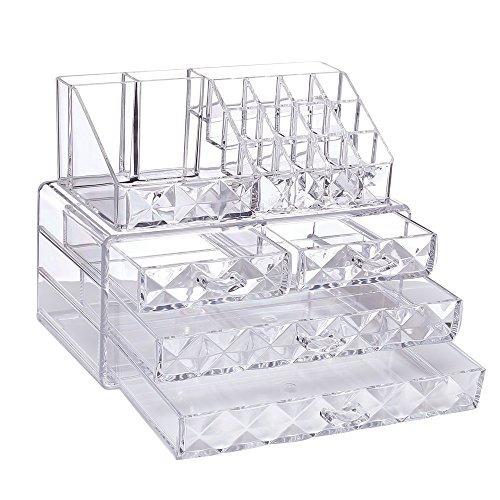 ikee diseño diamante de acrílico de joyería de acrílico y co