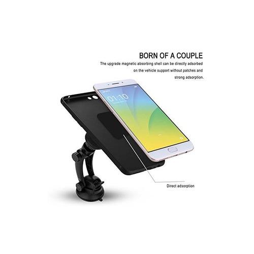 ikopo universal magnetic car cellphone mount holder, adecuad