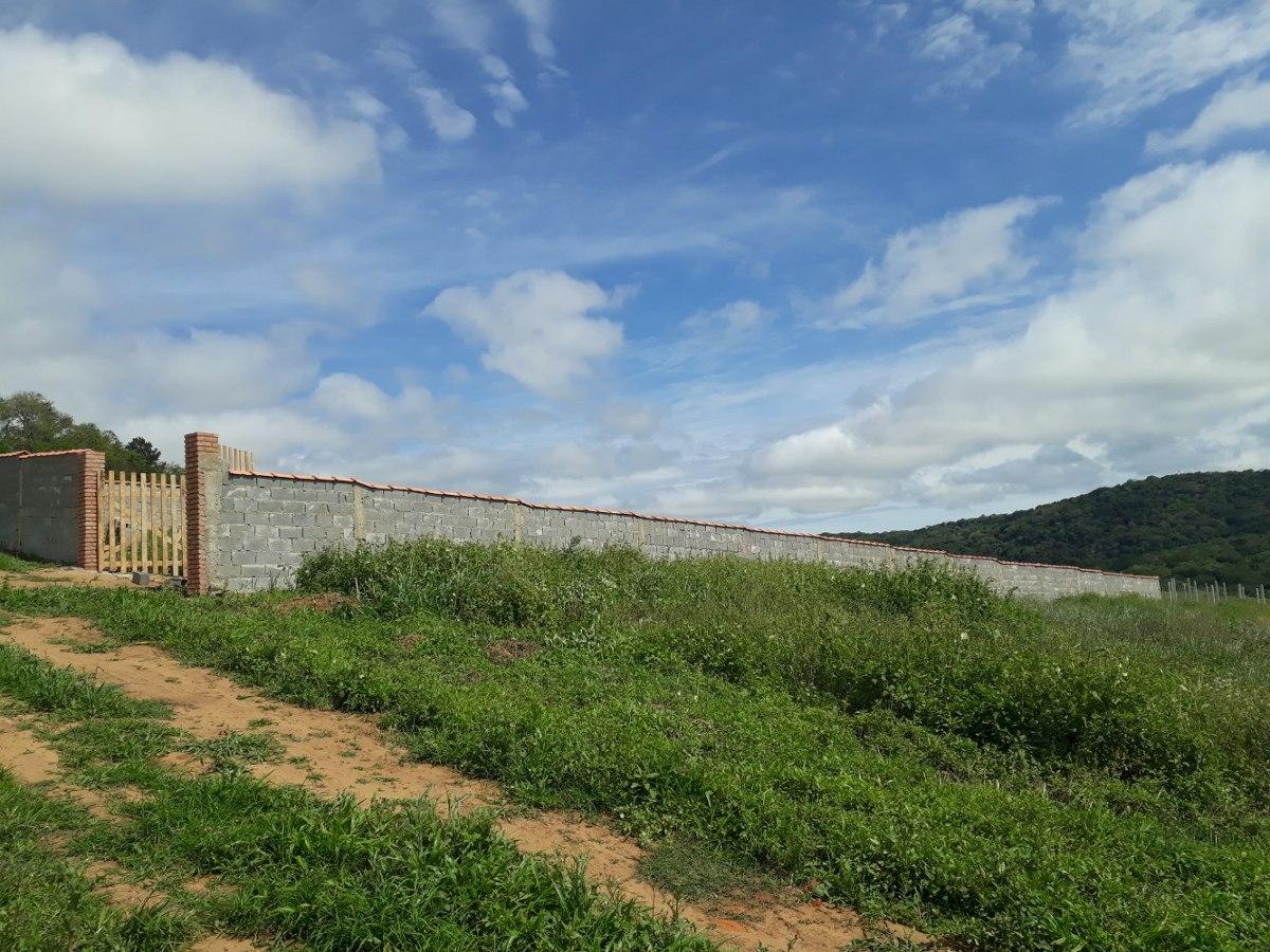il. 1.000m2 mesmo acesso da represa, com portaria e lazeres