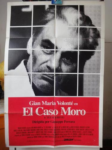 il caso moro the moro affair gian maria volonte ferrara 1988