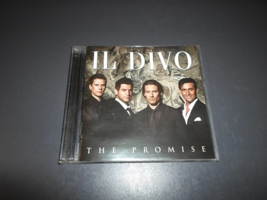 Il Divo The Promise Cd Promocional 21846