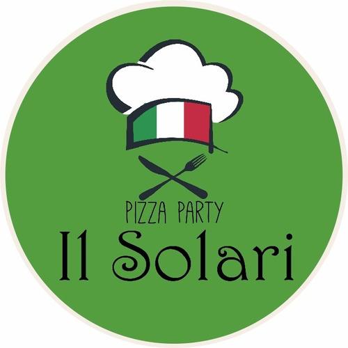 il solari pizza party / shots / mesa dulce/ helado / postres