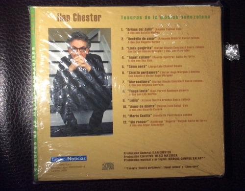 ilan chester tesoros de la musica de venezuela 6 cds