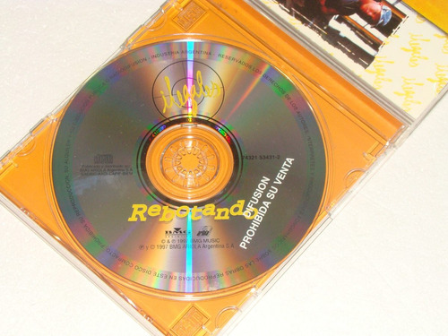 ilegales rebotando cd excelente estado / kktus