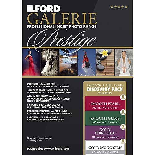 ilford 2004977 galerie prestige smooth silk discovery paquet