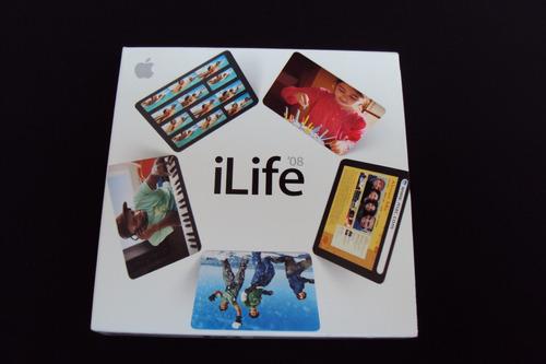 ilife 08 - apple
