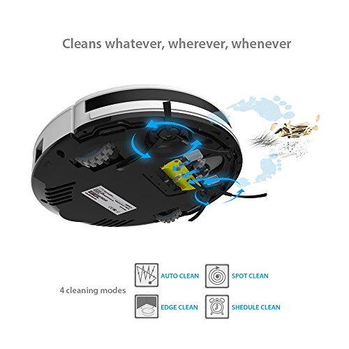 ilife v3s pro robotic vacuum nueva versión de v3s cuidado de