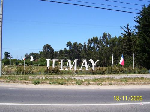 ilimay las cruces departamento