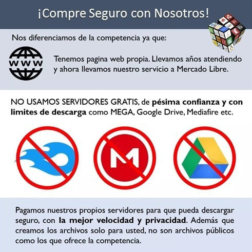 ilimitado autcad 3d 2018/17/15 + tutorial guia envio digital