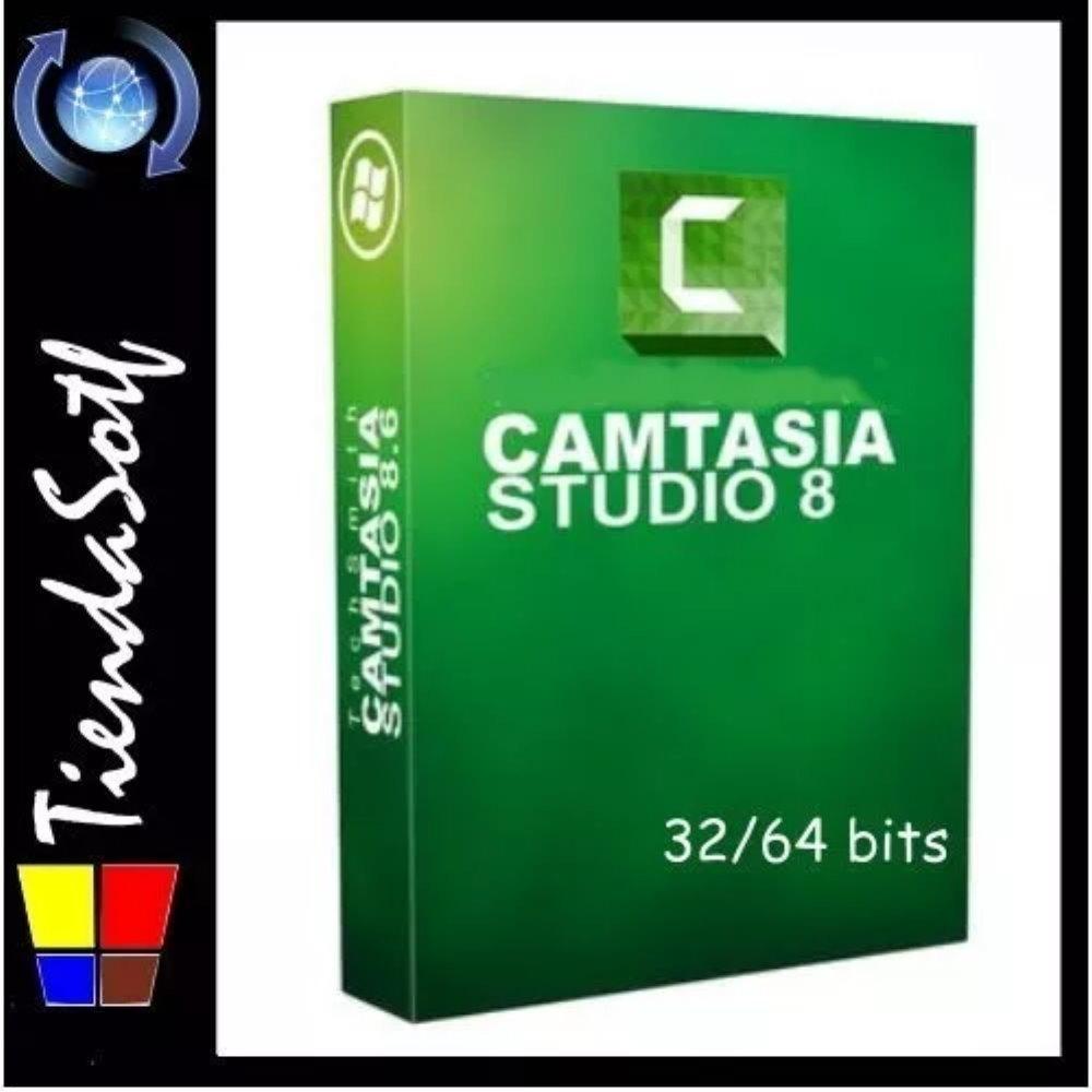 descargar camtasia studio 8 full español gratis portable