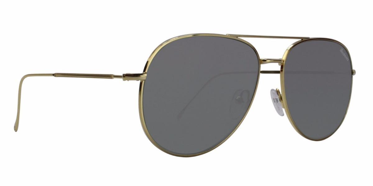 Illesteva Linate C3 Óculos De Sol Com Armação Dourada - R  999,00 em ... ab9572aa84