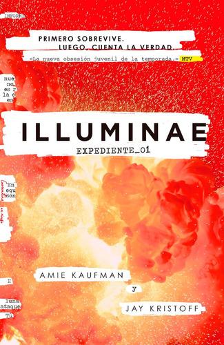 illuminae. expediente_01. serie illuminae 1 - amie kaufman