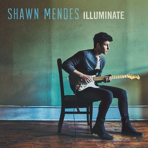 illuminate - shawn mendes - deluxe - disco cd - nuevo