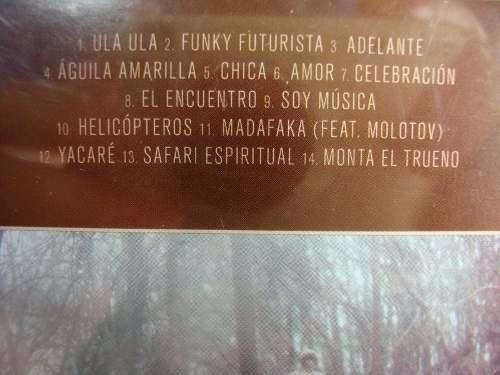 illya kuryaki and the valderramas chances cd original lacrad