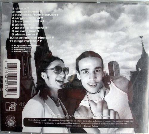 illya kuryaki and the valderramas unplugged mtv - cdpromo