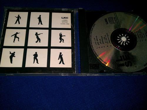 ilse ex flans cd africa 1a edición 1992 autografo original