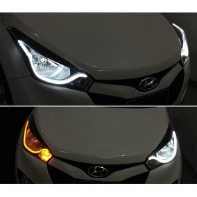 203d69616 Barra Led Diurno Para Hyundai - Acessórios para Veículos no Mercado ...