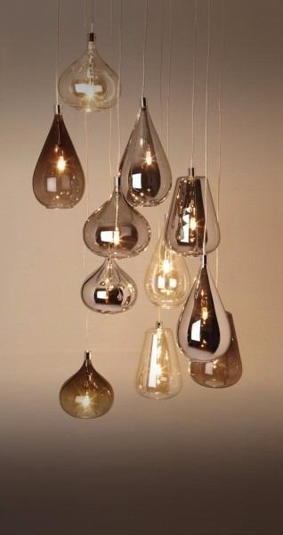 Iluminacion Colgante Boston 6 Luces Diseño Artyluz Acq - $ 12.083,50 ...