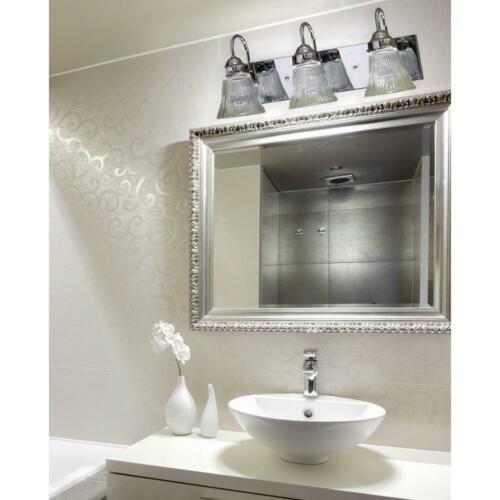iluminación de volumenmarti - luz para tocador y baño de cr
