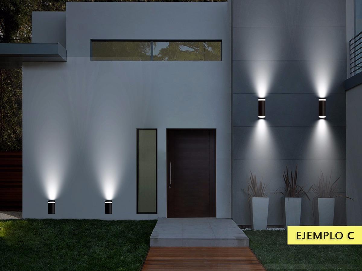 Iluminacion jardin led luz solar energa luz led poste for Luces led jardin ikea