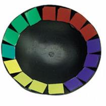 Espejo De Colores Montados (parábola 8,5mm) Luces Miniteca