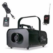 Maquina De Humo Vf-1000 Amdj Minitecas Y Discplay C/control