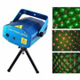 Proyector De Luz Laser Audioritmico, Luz Discoteca Y Eventos