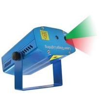 Oferta Luz Laser Verde/rojo Audioritmico, Luz Discoteca Djs