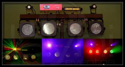 iluminacion eventos servicio sonido