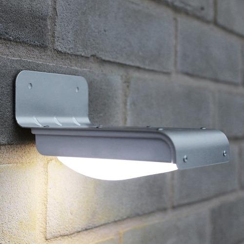 iluminacion exterior panel solar 3.7v 0.5w energia