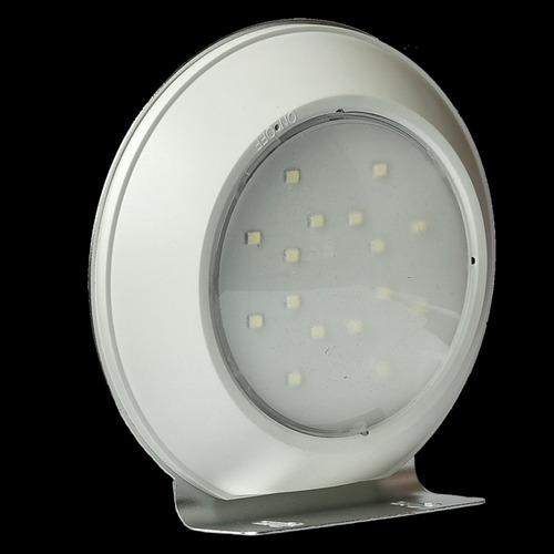 iluminacion exterior panel solar hbt- 5 lm leds sensor