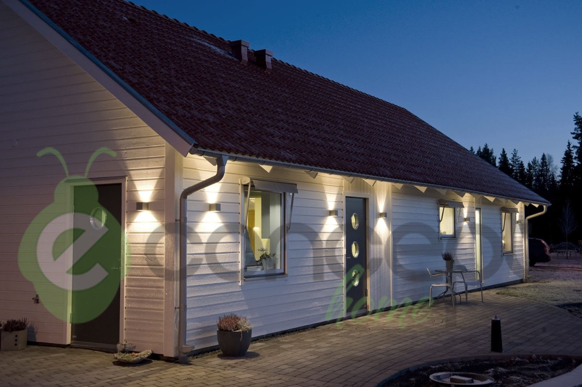 Lampara para exteriores casas farol de pared para - Luces solares para exteriores ...