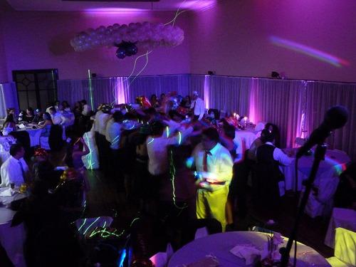 iluminación fiestas, eventos,