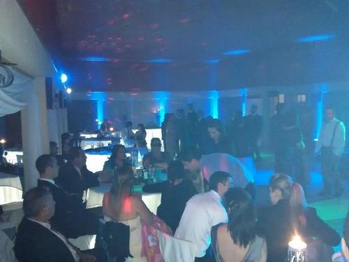 iluminación fiestas eventos