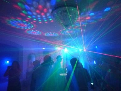iluminación fiestas sonido,