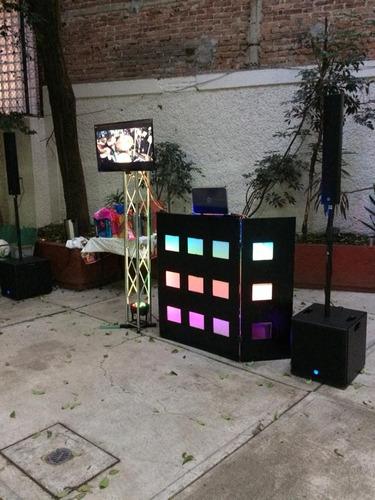 iluminacion, fiestas sonido,