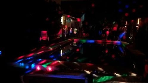 iluminacion fiestas sonido