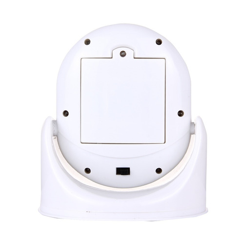 iluminacion inteligente luz led sensor 2.5w 7 movimiento