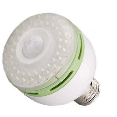 iluminacion inteligente luz led sensor tipo 3w humana 48