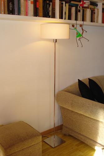 iluminación lámpara pie