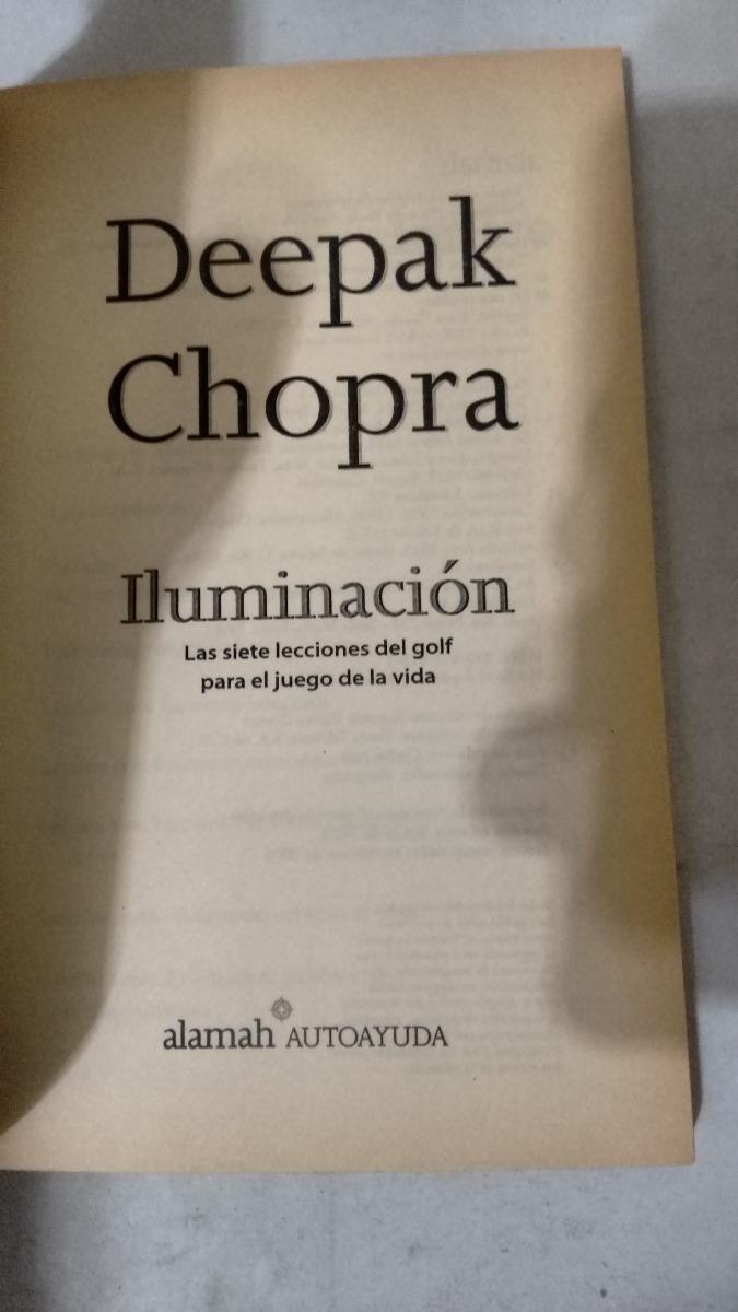 iluminación lecciones del golf para la vida de deepak chopra. Cargando zoom.