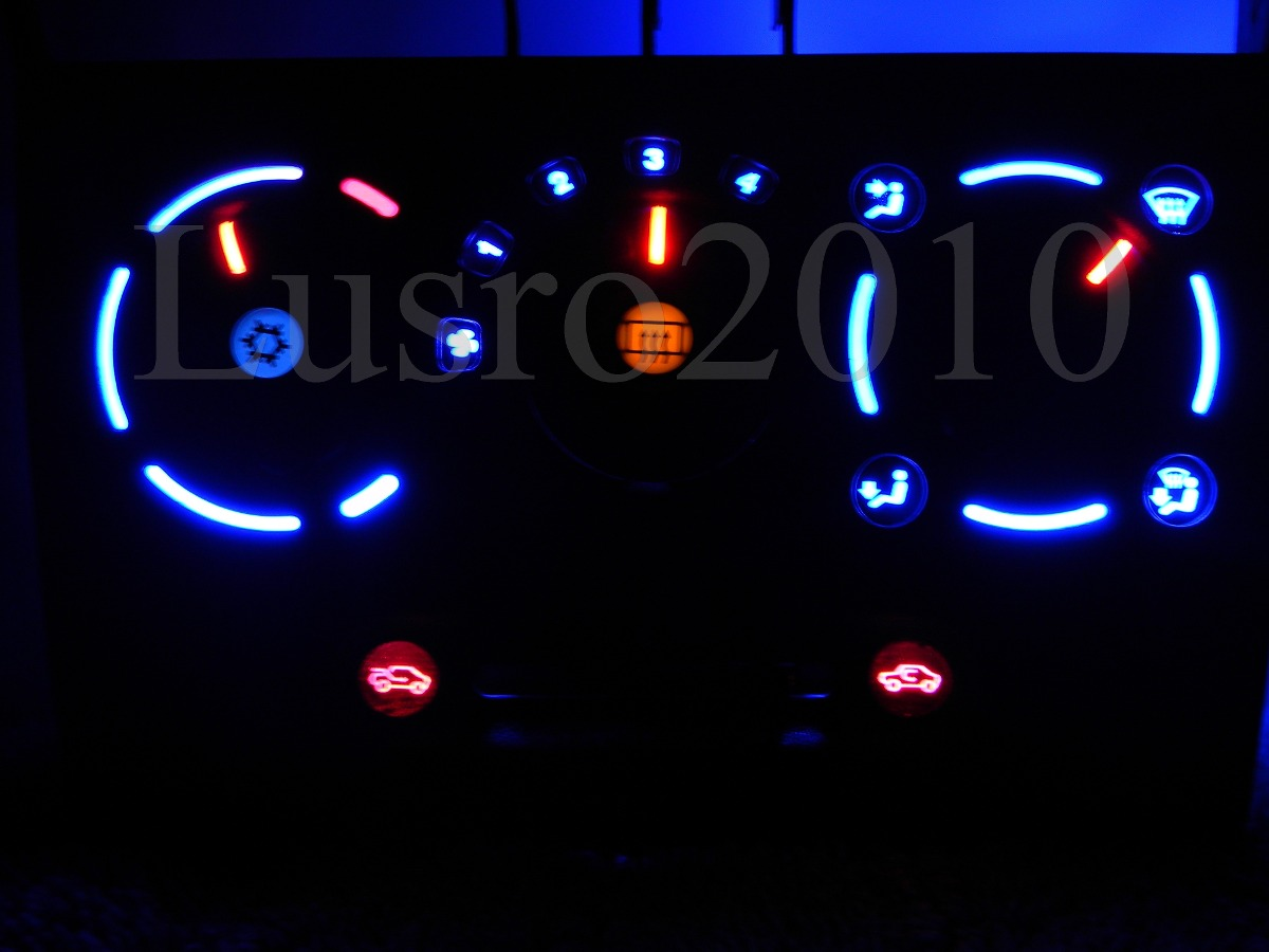 Circuito Led : Iluminacion led con circuito fijo en consolas $ 1.500 00 en