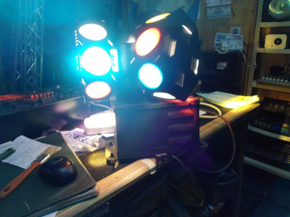 iluminacion profesional efectos