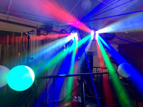 iluminación sonido servicio