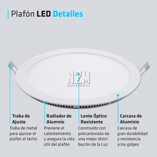 iluminacion techo spot